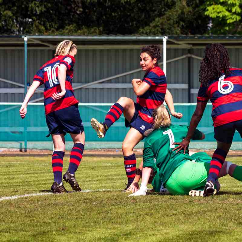 Chichester City Ladies Vs Queens Park Rangers Ladies Part One