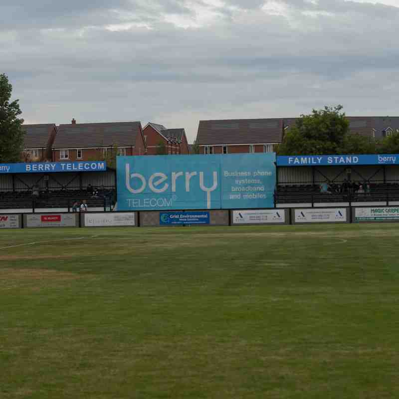 Salisbury Vs Bognor Regis Town 27th July 2018