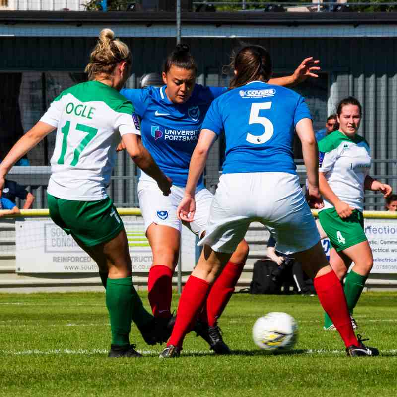Portsmouth Woman Vs Chichester City Ladies Second Half