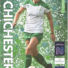 Chichester City Ladies Vs Portsmouth Woman First Half
