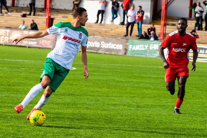 Carshalton Athletic Vs Bognor Regis Town Second Half
