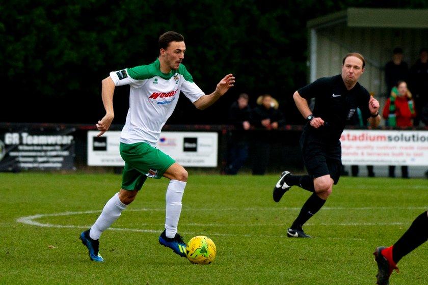 Muitt on more goals  &  Sussex Senior Cup glory