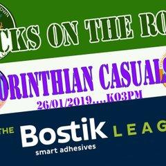 Bognor Regis Town Vs Potters Bar Town 19/01/2019