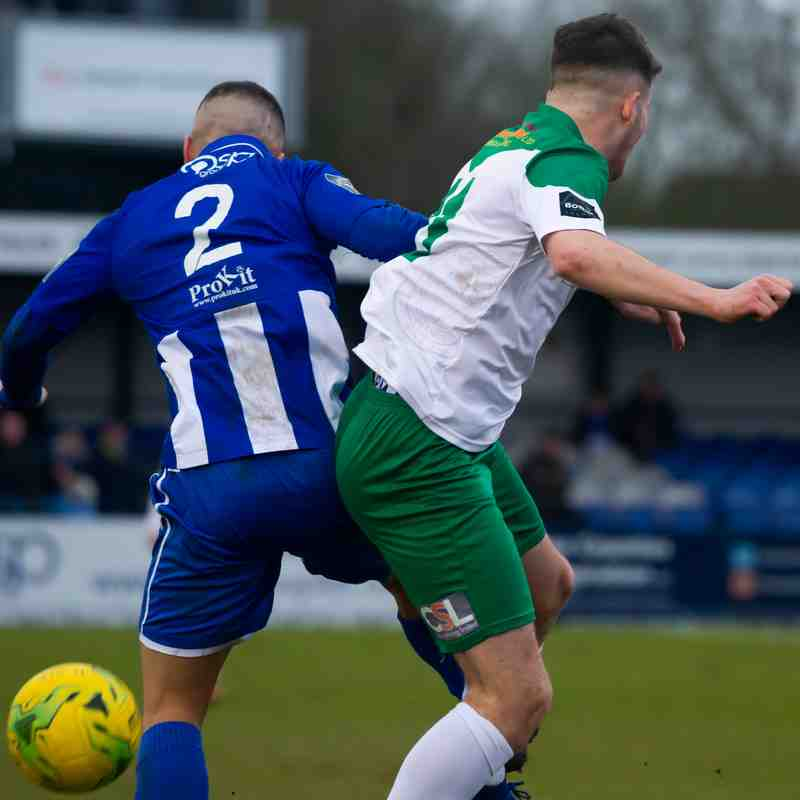 Bishop's Stortford Vs Bognor Regis Town.16/02/2019