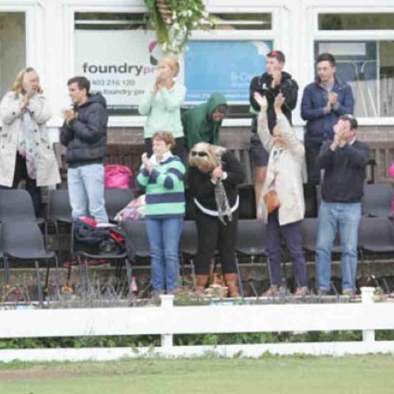 T20 Area Final V Beckenham