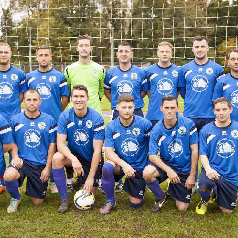 Chobham Burymead FC v Balham FC (24/10/15)