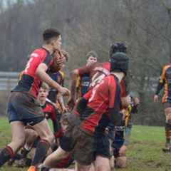 Under 15s Gordano V Morganians