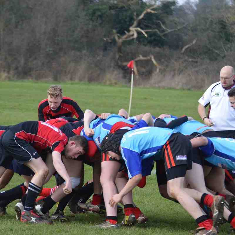 Gordano Sharks v Old Reds