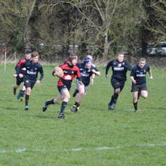 Under 15s GOrdano v Nailsea and Backwell PAril 2016