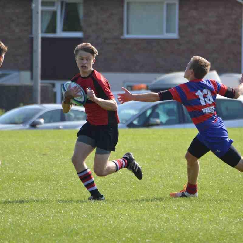 Gordano v North Bristol Under 16s