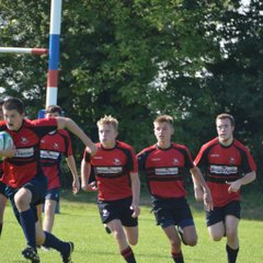 Gordano v North Bristol Under 16s