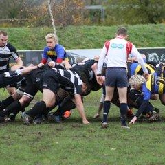 19-11-16 Chipping Sodbury 1st XV - 22 v Cheltenham Saracens - 0