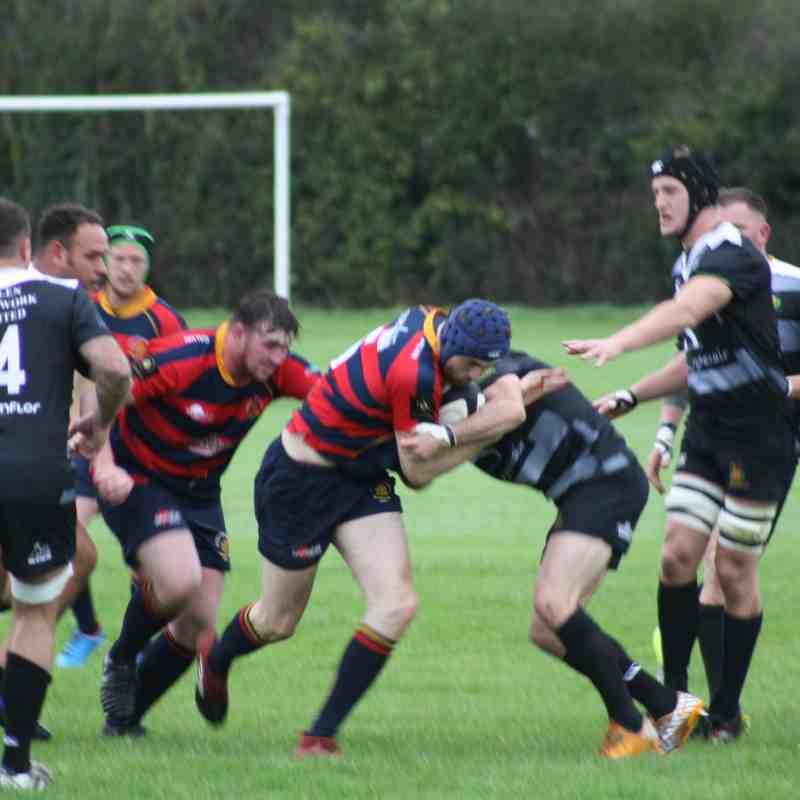 11/11/17 - Chipping Sodbury 1st XV - 40 v Gloucester Old Boys 1st XV - 10