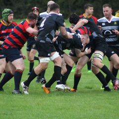 11/11/17 - Chipping Sodbury 1st XV - 40 v Gloucester Old Boys 1st XV - 10
