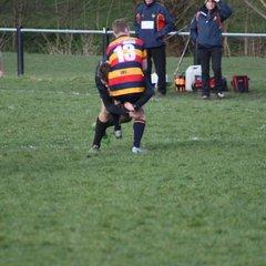 17/03/18 - Gloucester Old Boys 1st XV - 5 v Chipping Sodbury 1st  XV - 71