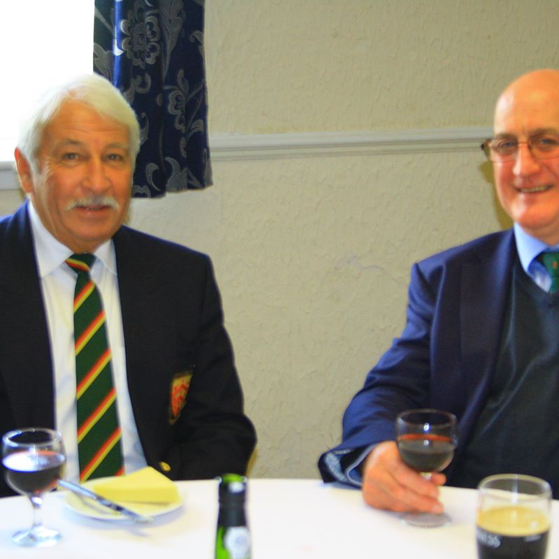 14/04/18 - Chairmans lunch