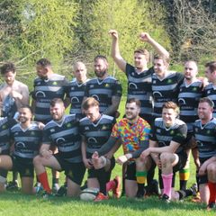 21/04/18 - Spartans (Gloucester) 1st XV 19 - Chipping Sodbury 1st XV - 31