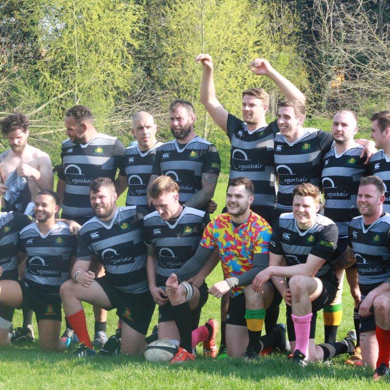 21/04/18 - Spartans (Gloucester) 1st XV 19 - Chipping Sodbury 1st XV - 31