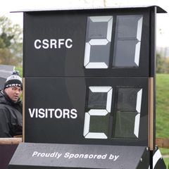 27/10/18 - Chipping Sodbury 1st XV - 21 v Chew Valley 1st XV -21