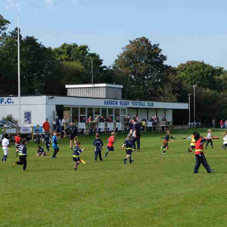 Minis & Youth fixtures 2016-17