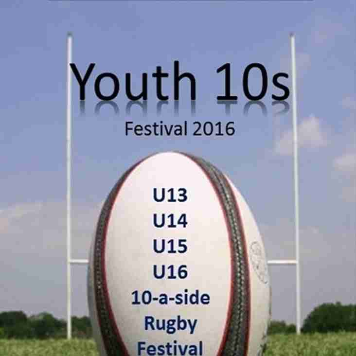 Harrow 10s festival finishes on a high!