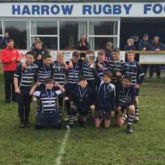 A real festival of rugby at the first Harrow 10s this season