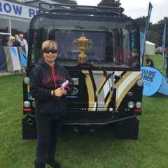 Harrow RFC's Karen Stirrup wins Overall Individual Volunteer Award