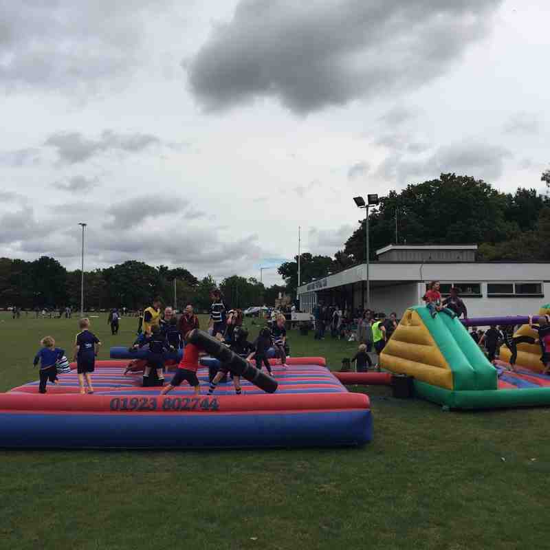 Club Day 4th Sept 2016