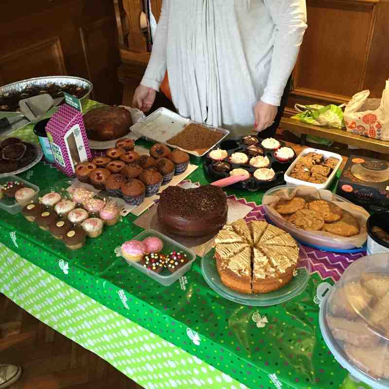 Cake Sale 25th Sept 2016