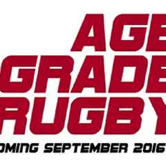 Age Grade Rugby - 2016 new rules of play for U12-U14
