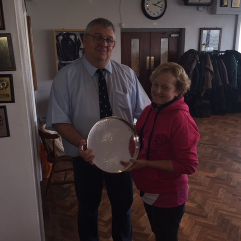 John Elgood Trophy awarded at Founders Day's Lunch