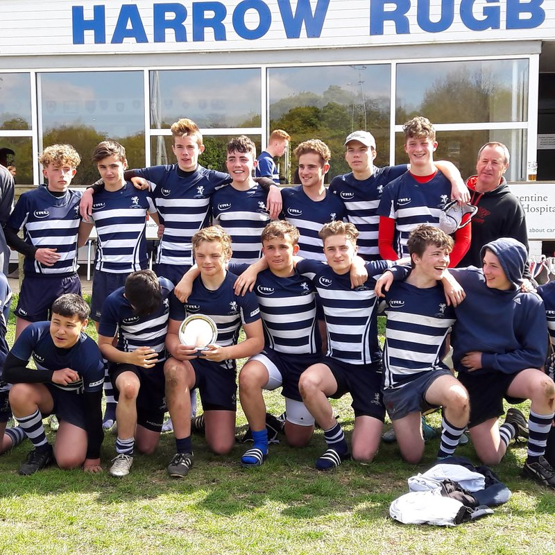 Great rugby on show at Harrow Youth 10s Festival