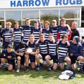 Harrow RFC vs. Fullerians