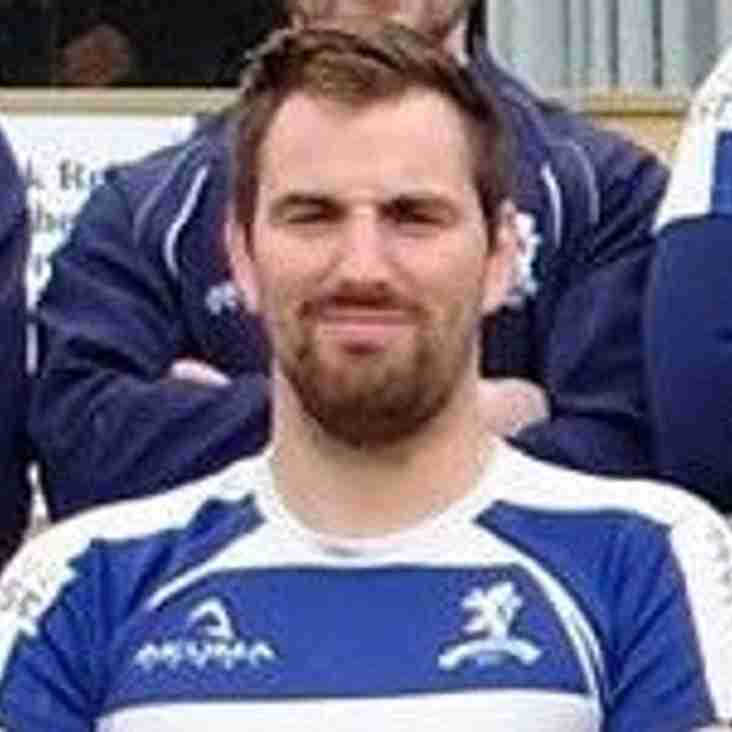 Get to know Mark Gibson - here's his 1st XV Player Profile