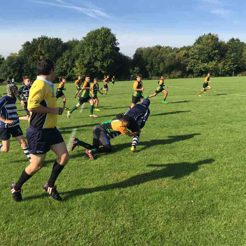 Sunday 24th Sept 2017: U13, U14, U15, U17 & Coffee Morning