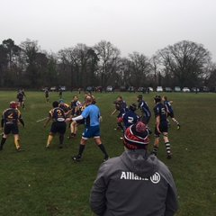 U16 v Teddington 17 Dec 2017
