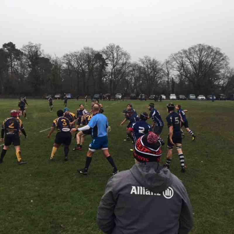U16 v Teddington 17 Dec 2017