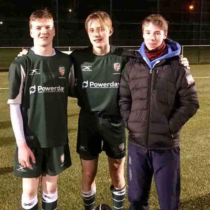 Harrow U15 players selected for Developing Player Programme