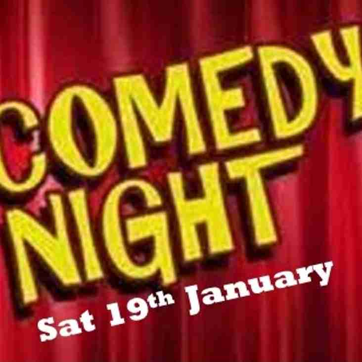 Reserve the date for next Comedy Night