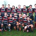 2nd XV lose to Cleve Nomads (4th XV) 38 - 26
