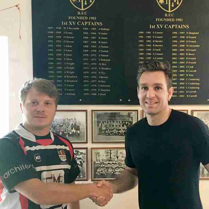 Cotham Park Welcome New Head Coach Adrian Jarvis
