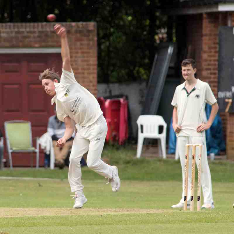 The Ashtead young guns panic Woking and Horsell