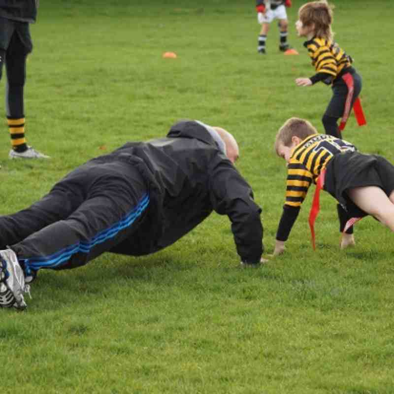 09-12-2012 Trafford MV & Wigan Vs Orrell Tags (Under 8)
