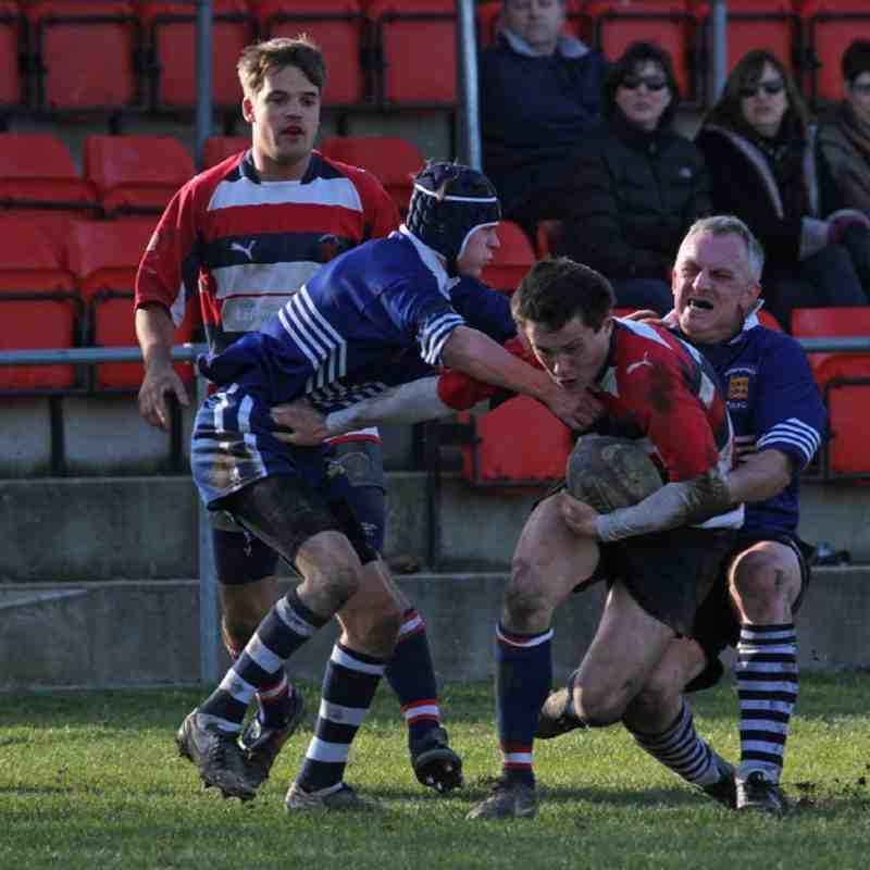 Barnsley Griffins vs Pontefract 3rds - 10th Mar 12