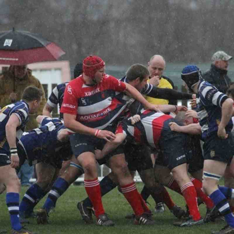 Barnsley vs Yarnbury 22-3-14