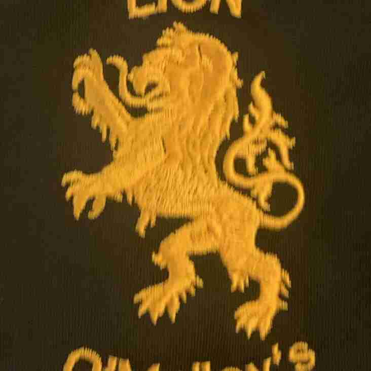 "LION O""MALLEYS HIT 9 IN CUP"