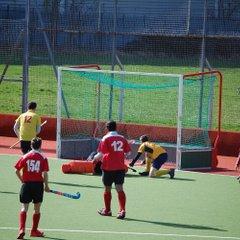 Men's 1st vs. Holcombe Away