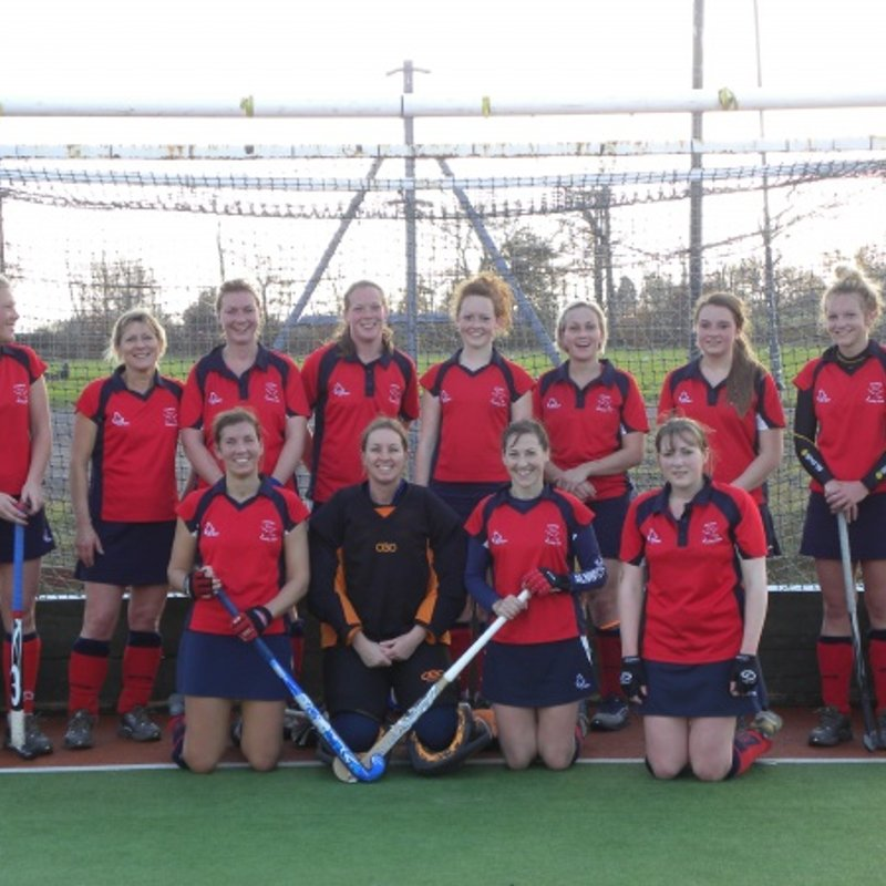 1st Team lose to Newcastle Ladies 1sts 1 - 3