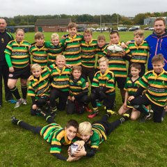 Under 11's v Ashfield - Sun 30 Oct 2016