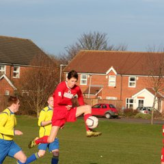vs Market Rasen Development 18/2